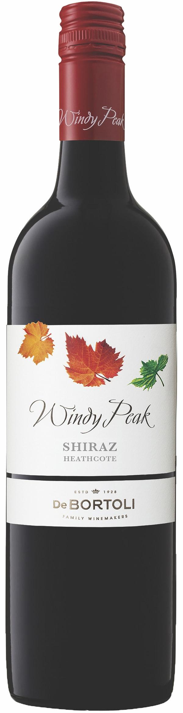 Windy Peak Heathcote Shiraz 2014