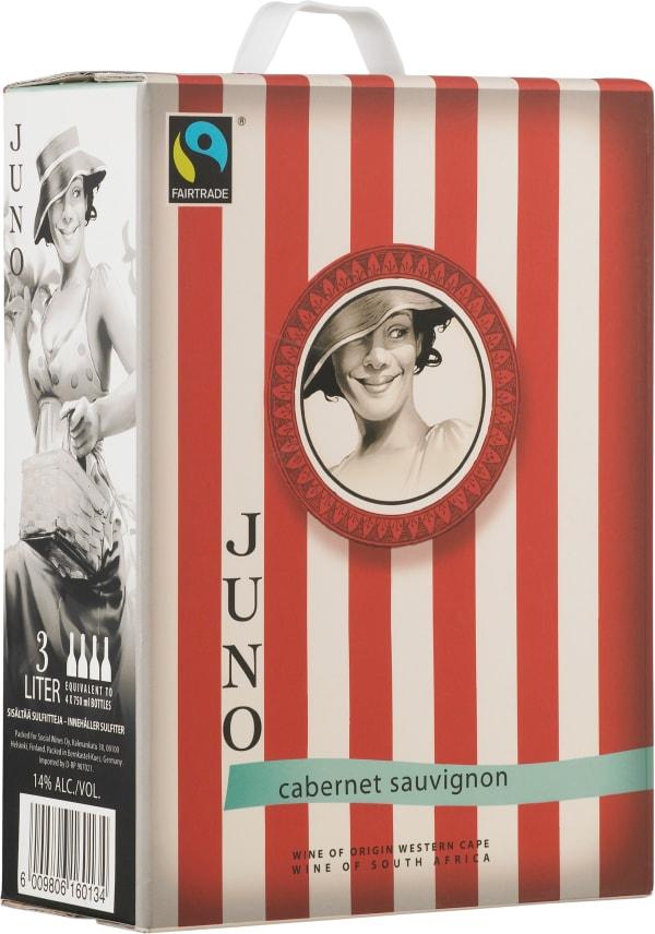 Juno Cabernet Sauvignon 2014 hanapakkaus