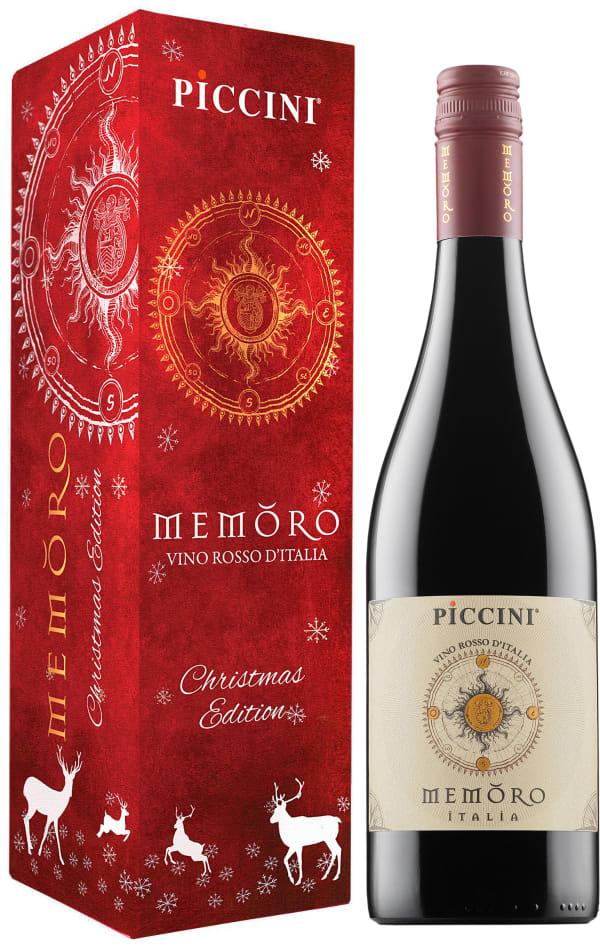 Piccini Memoro Rosso lahjapakkaus
