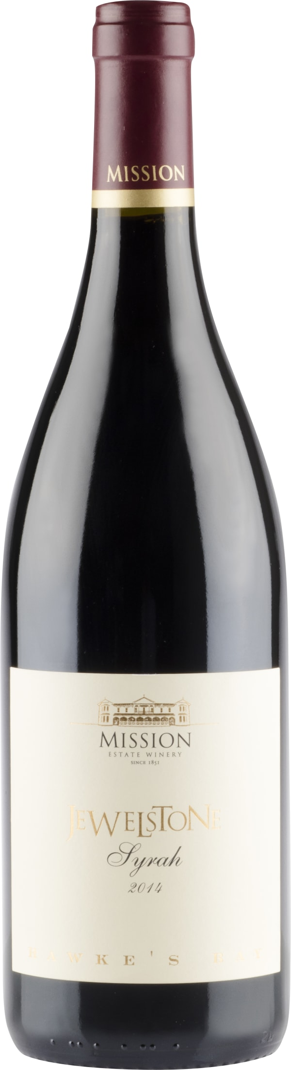 Mission Jewelstone Syrah 2014