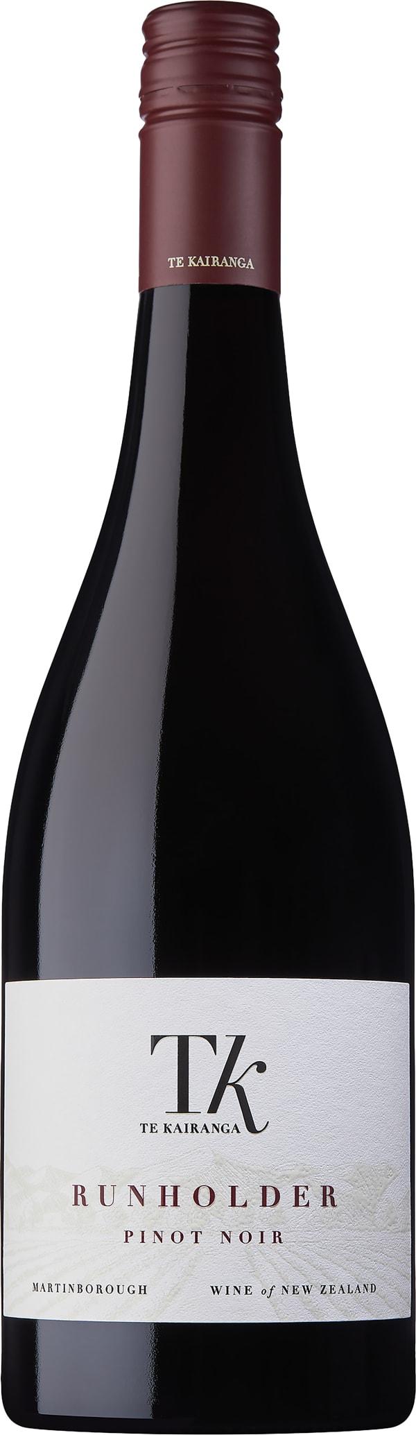 Te Kairanga Runholder Pinot Noir 2014
