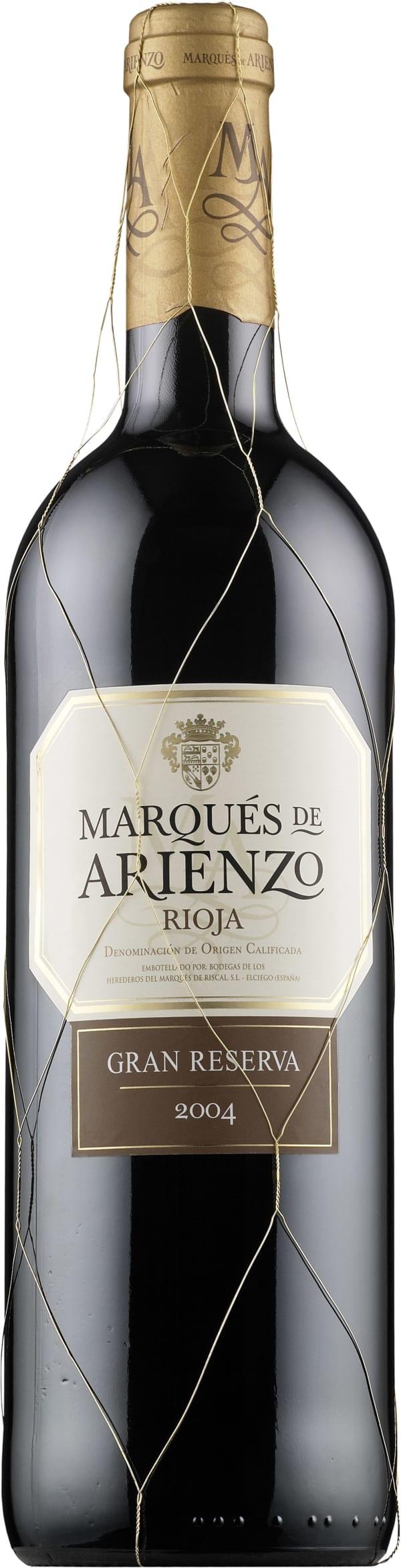 Marques de Arienzo Gran Reserva 2009