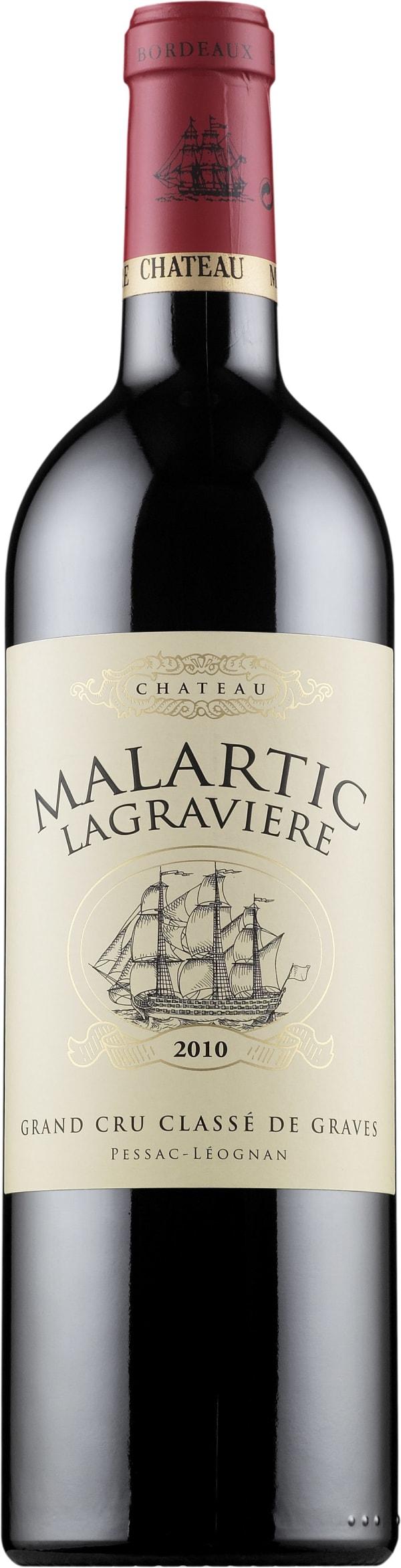 Château Malartic-Lagravière 2010