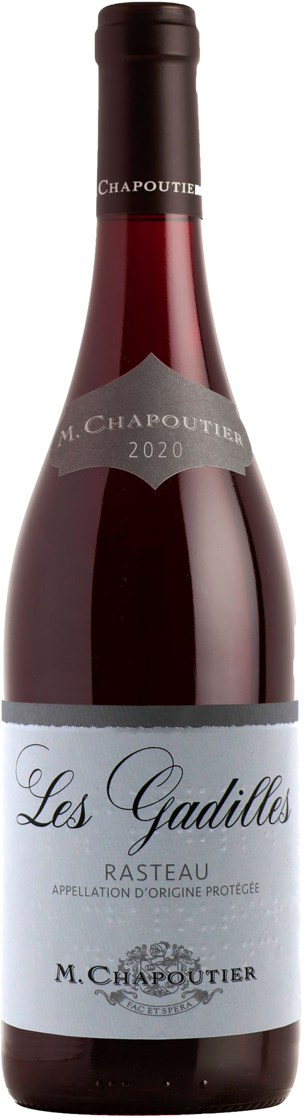 Chapoutier Rasteau 2015