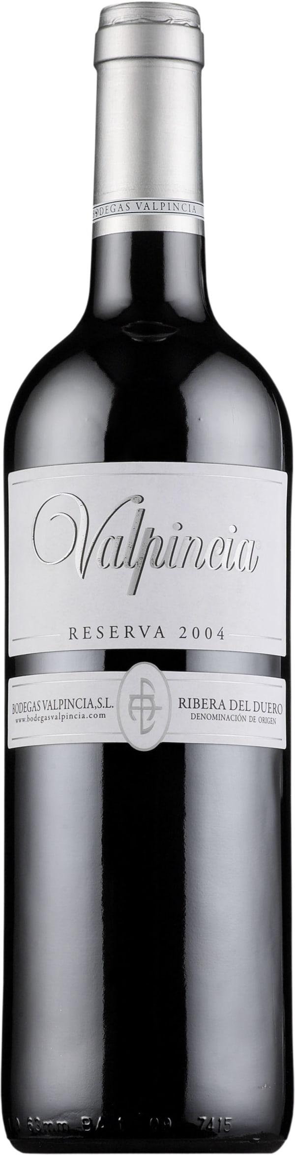 Valpincia Reserva 2011