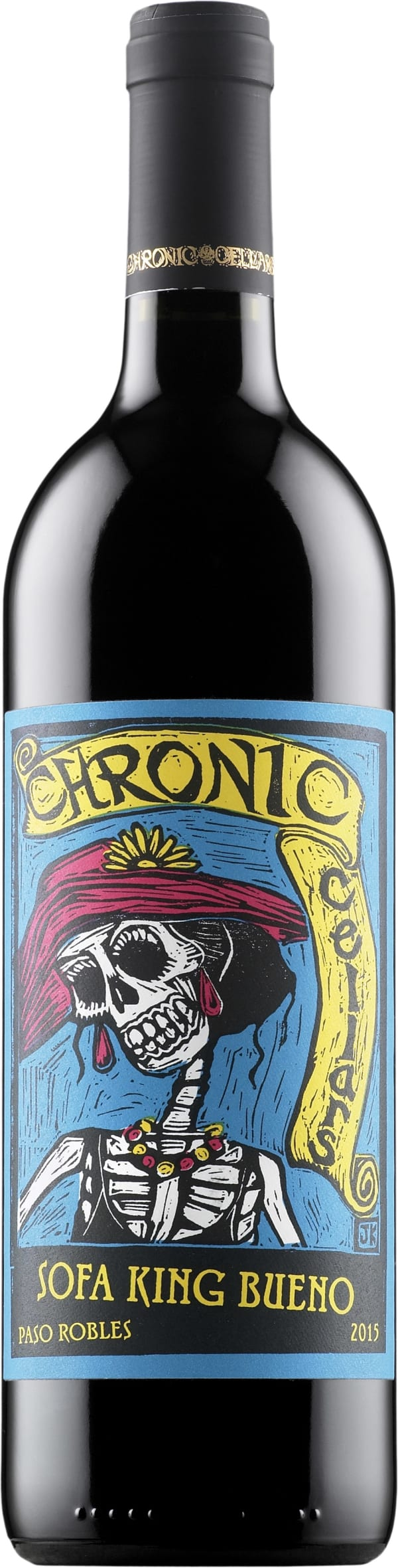 Chronic Cellars Sofa King Bueno 2015