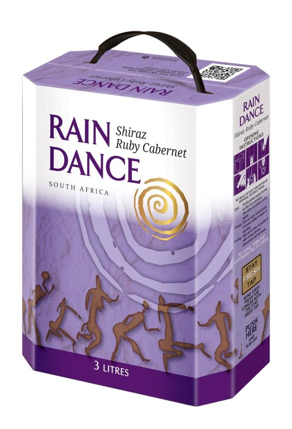 Rain Dance Shiraz Ruby Cabernet  hanapakkaus
