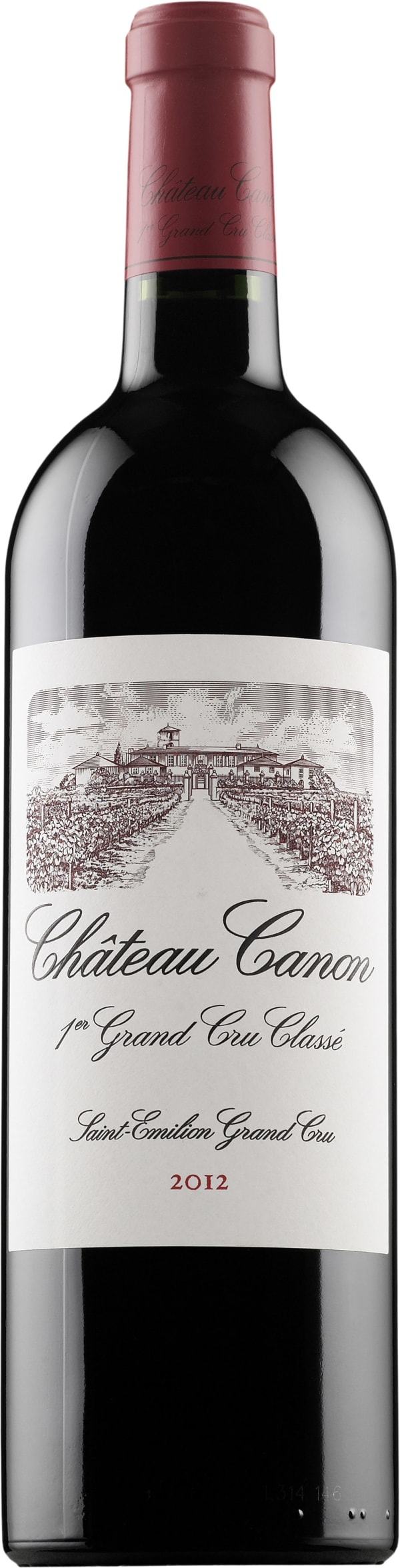 Château Canon 2012