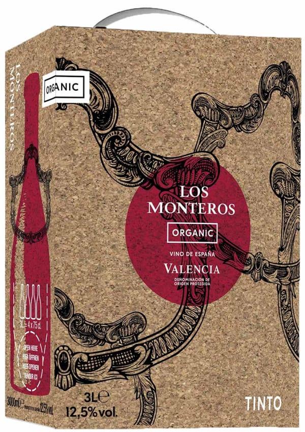 Los Monteros Tinto  bag-in-box