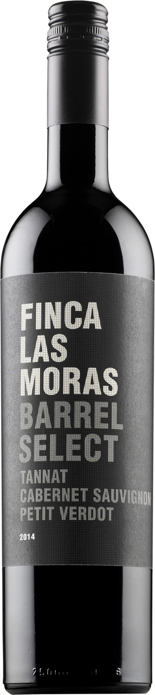 Finca Las Moras Barrel Select Tannat Cabernet Sauvignon Petit Verdot 2016