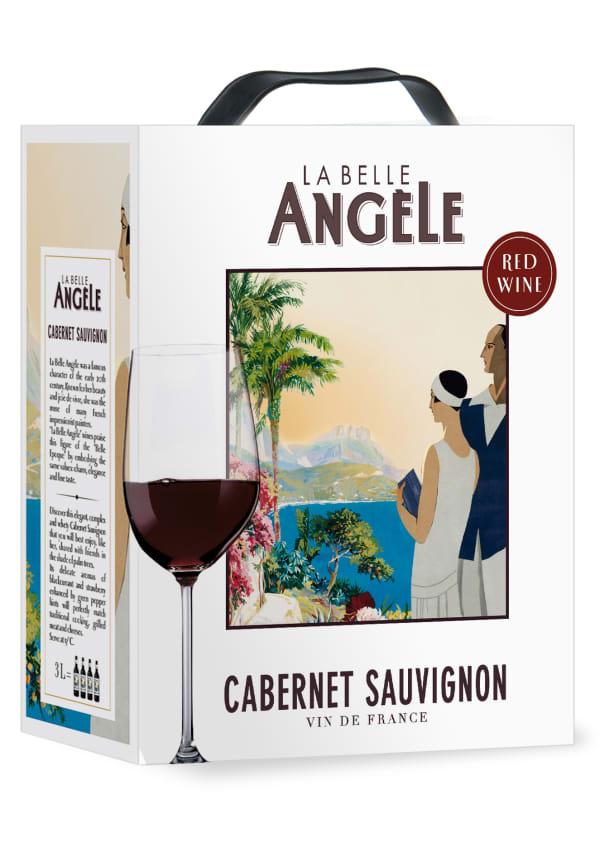 La Belle Angèle Cabernet Sauvignon 2015 hanapakkaus