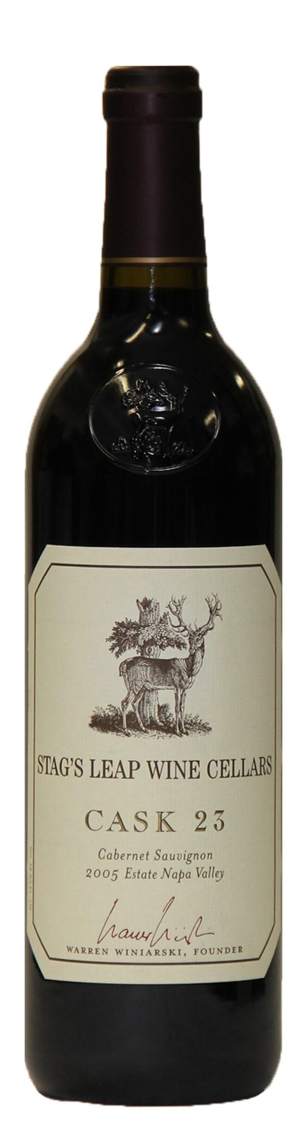 Stag's Leap Wine Cellars Cask 23 Cabernet Sauvignon 2005
