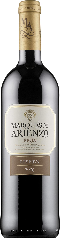 Marques de Arienzo Reserva 2011