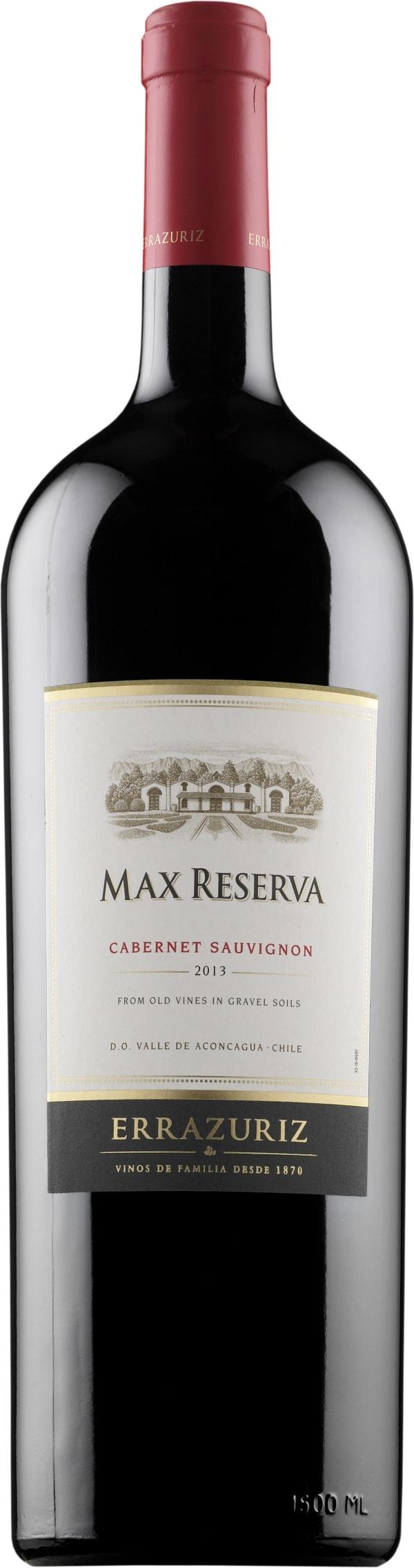 Errázuriz Max Reserva Cabernet Sauvignon 2014