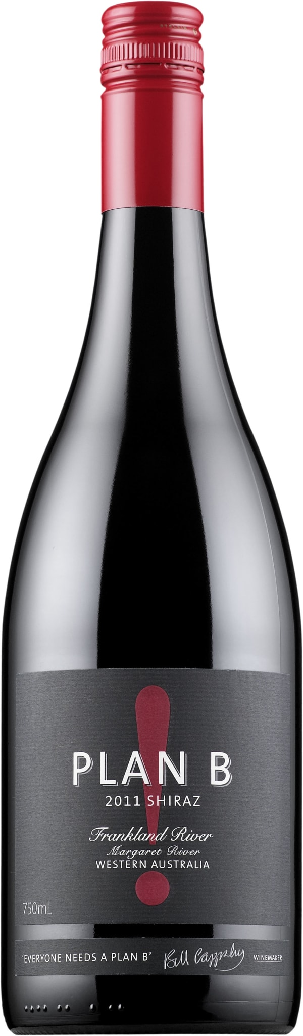 Plan B Shiraz 2014