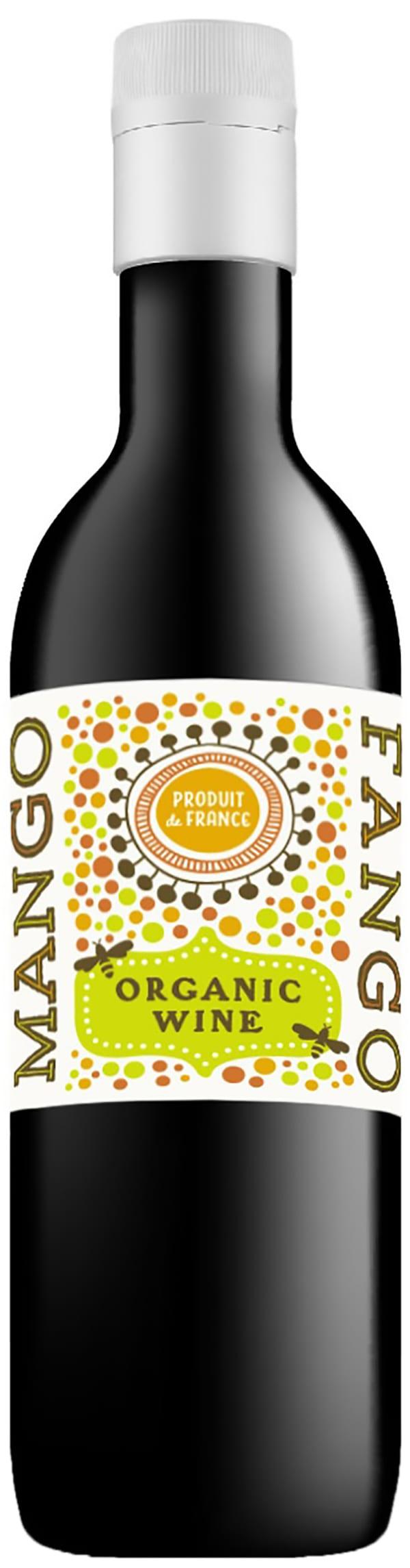 Mango Fango Grenache Syrah Organic 2015 plastic bottle