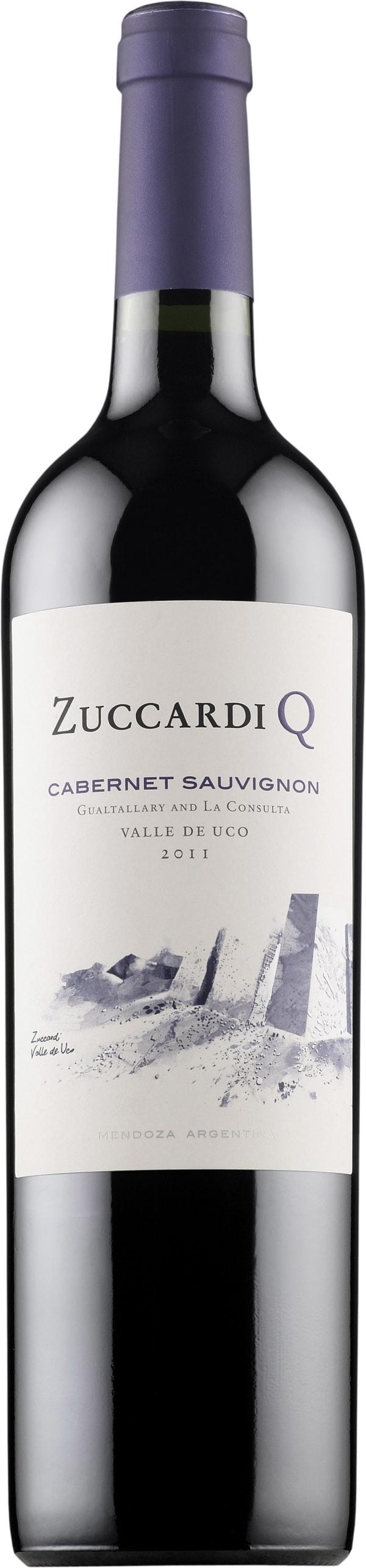 Zuccardi Q Cabernet Sauvignon 2012