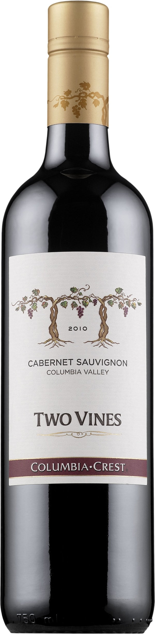 Columbia Crest Two Vines Cabernet Sauvignon 2012