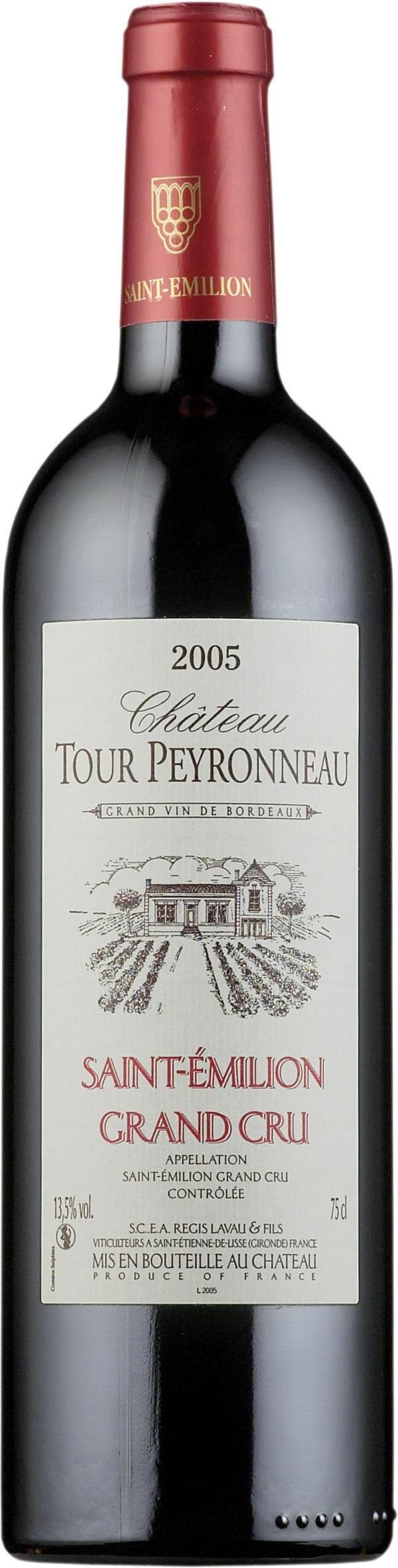 Château Tour Peyronneau 2014