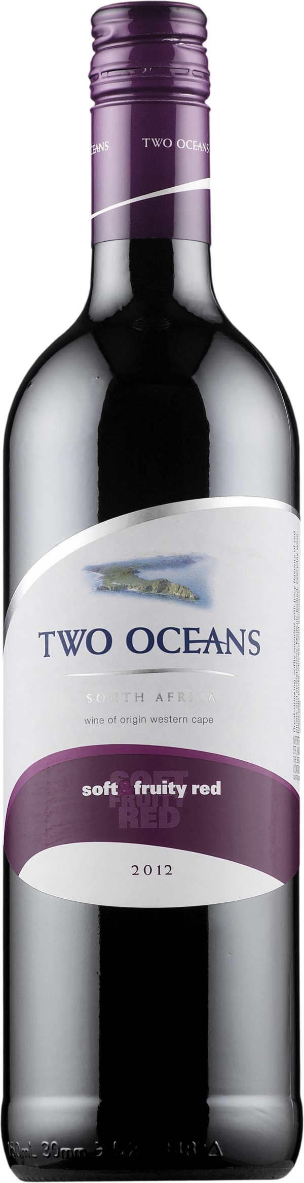Two Oceans Soft & Fruity Red 2016