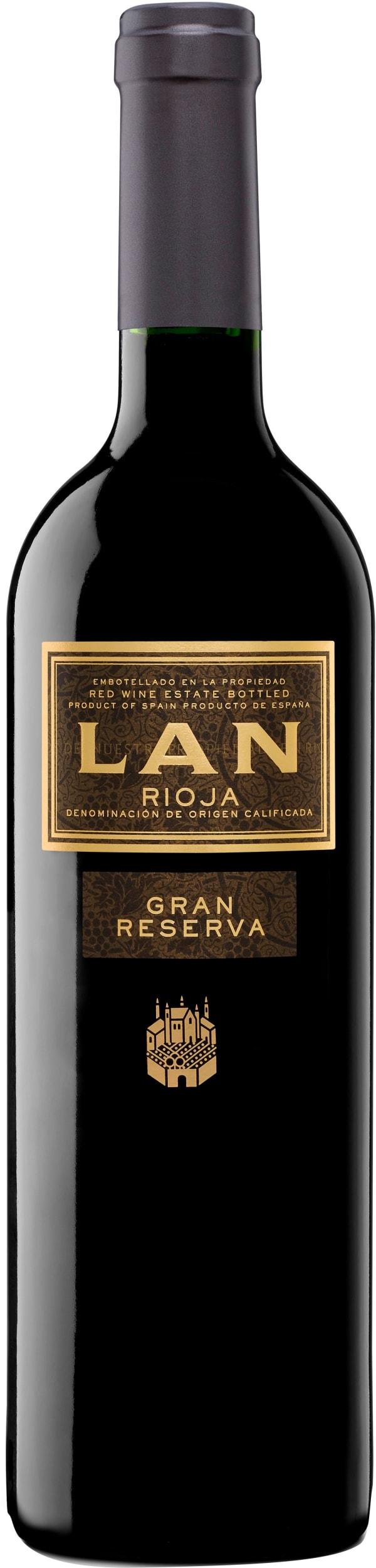 Lan Gran Reserva 2008