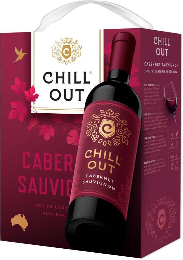 Chill Out Smooth & Soft Cabernet Sauvignon 2016 hanapakkaus