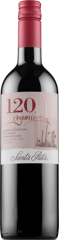 Santa Rita 120 Organic 2014