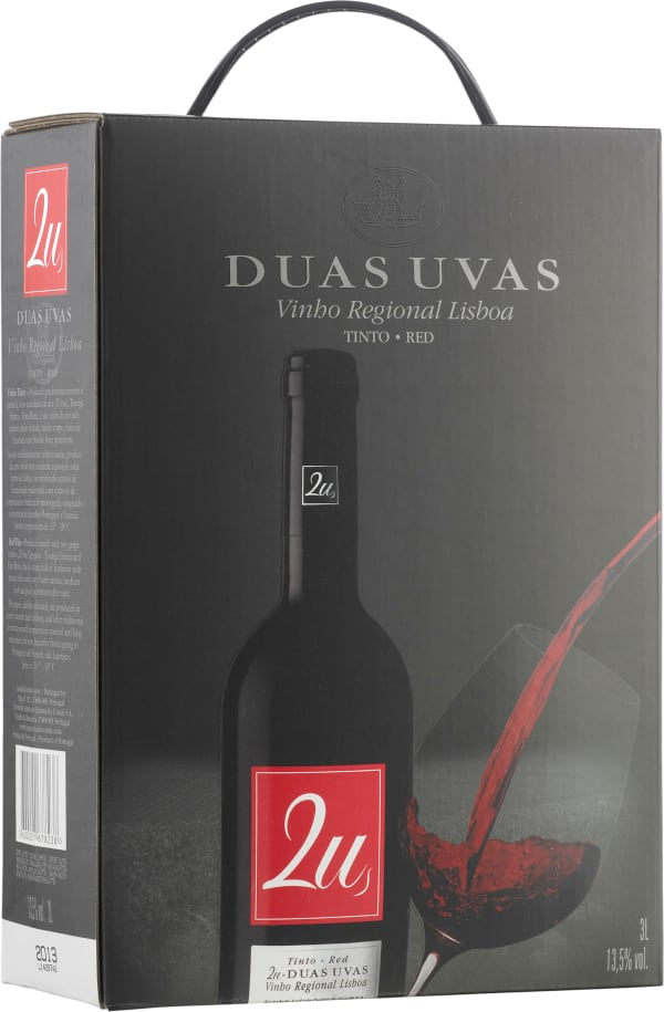 2u Duas Uvas 2016 bag-in-box