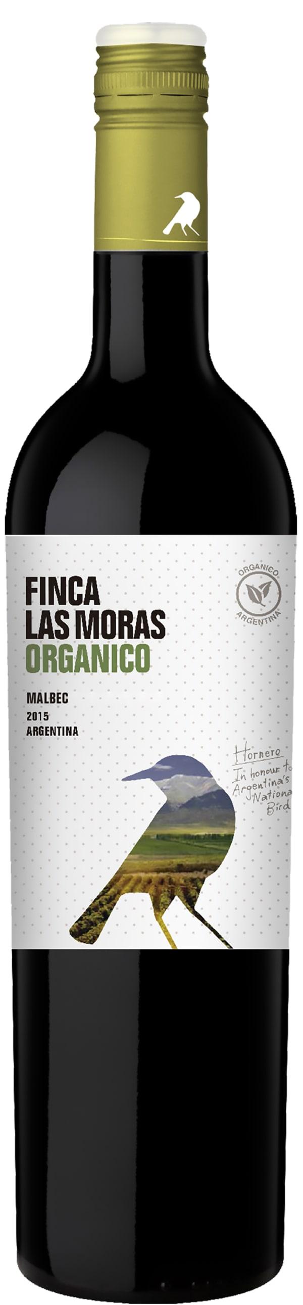 Finca Las Moras Organico Malbec 2016