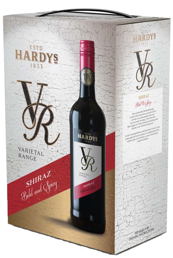 Hardys VR Shiraz 2015 bag-in-box