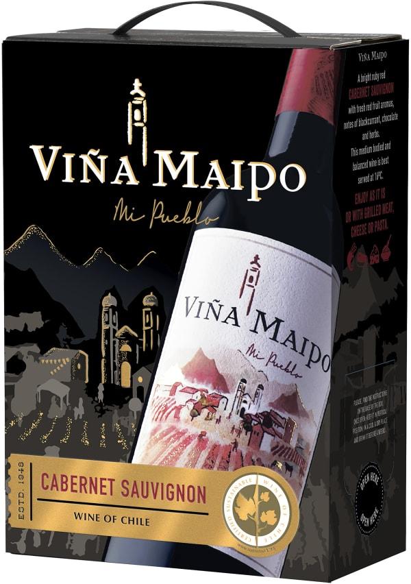 Viña Maipo Cabernet Sauvignon 2016 bag-in-box