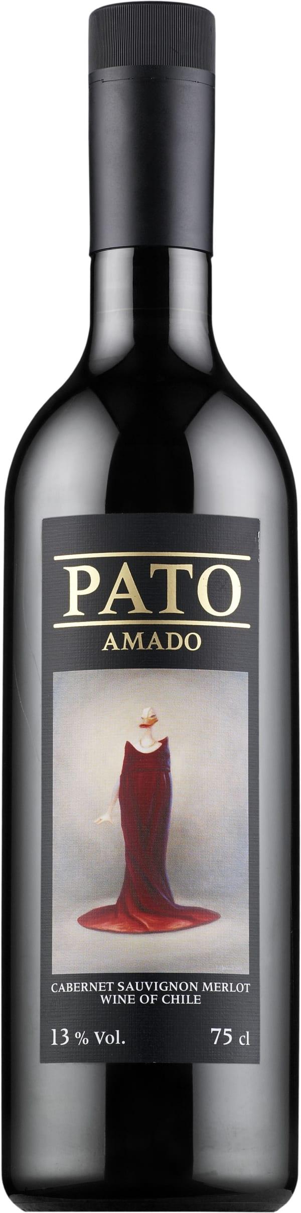 Pato Amado plastic bottle