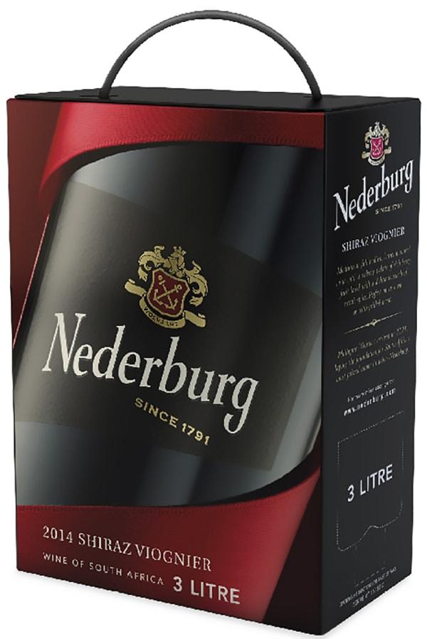 Nederburg Shiraz Viognier 2017 bag-in-box