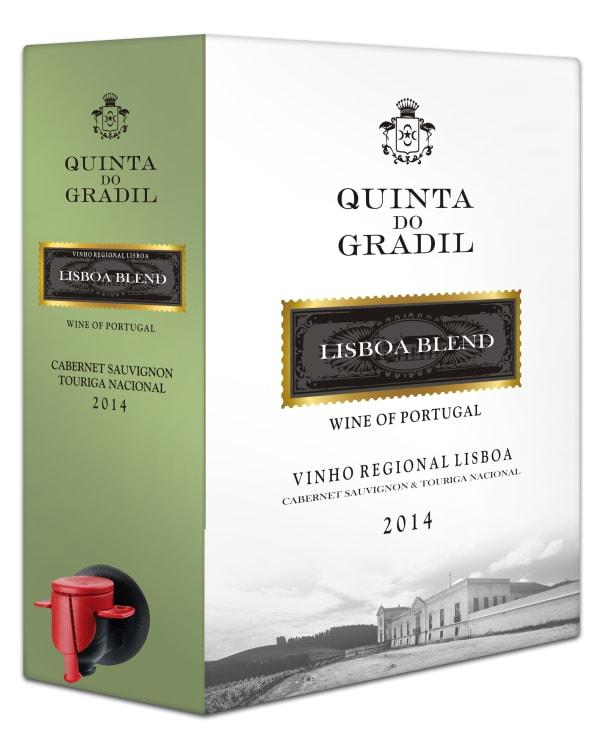 Quinta Do Gradil Red Blend 2015 hanapakkaus