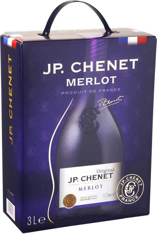 JP. Chenet Merlot 2016 bag-in-box