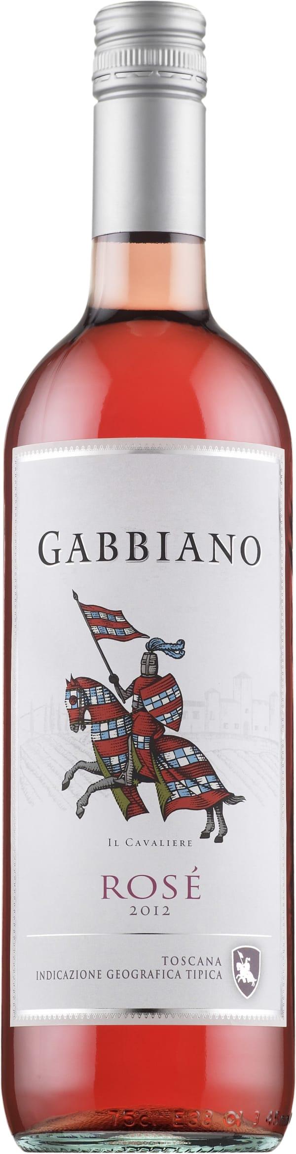 Gabbiano Rosé 2014