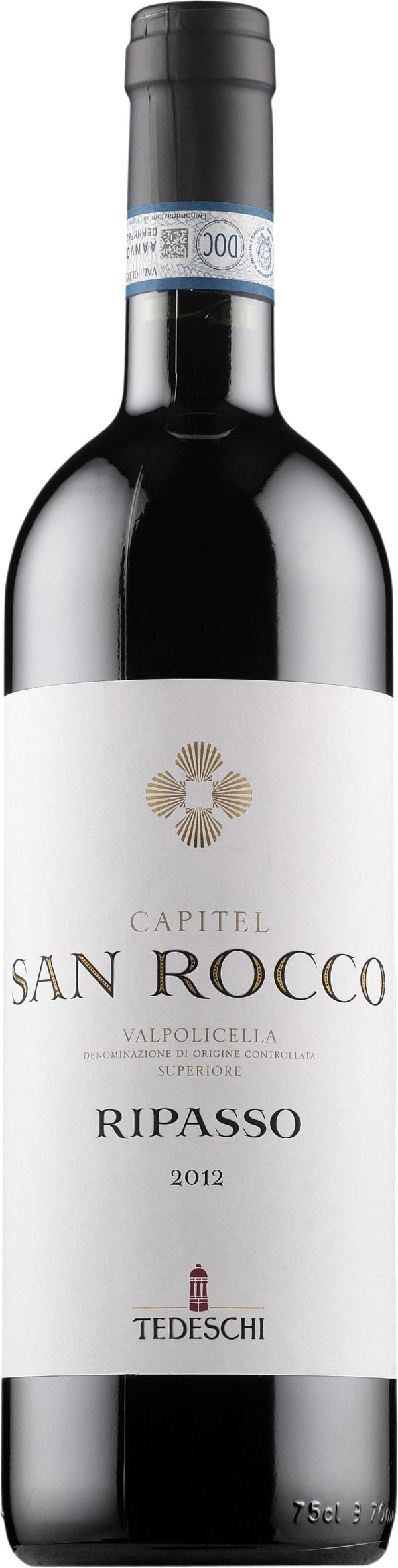 Tedeschi Capitel San Rocco Ripasso 2014