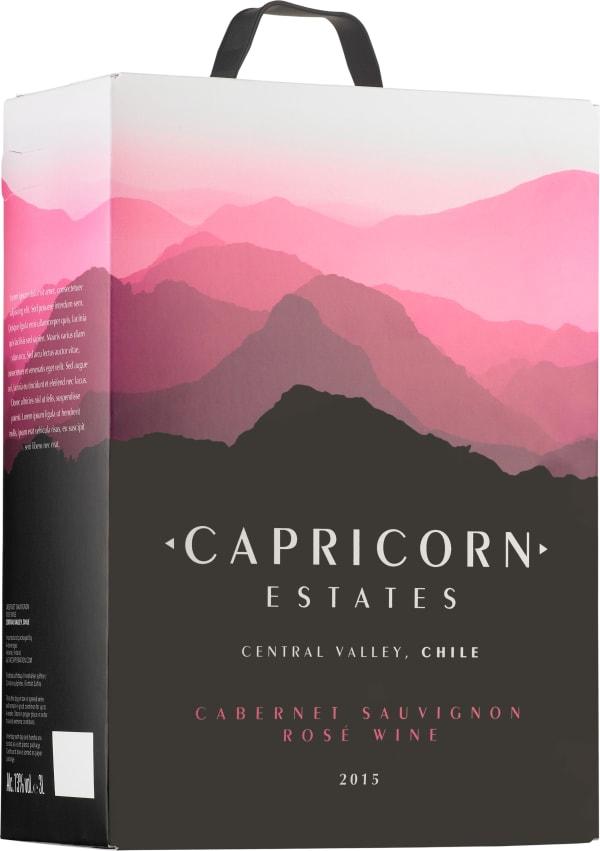 Capricorn Estates Cabernet Sauvignon Rosé 2016 hanapakkaus