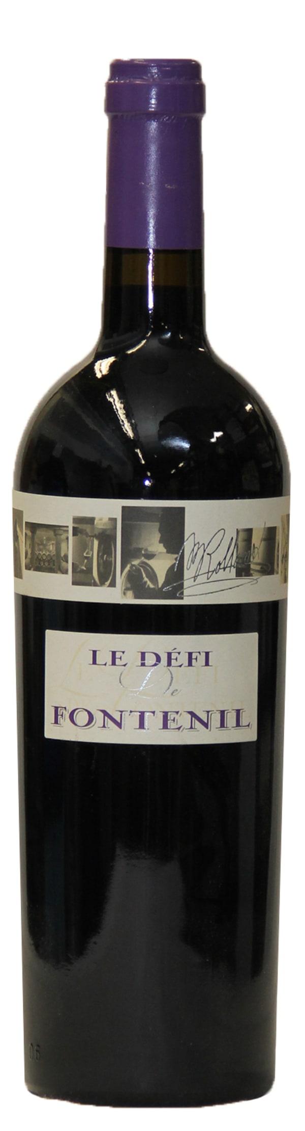 Le Défi De Fontenil Lot. 09
