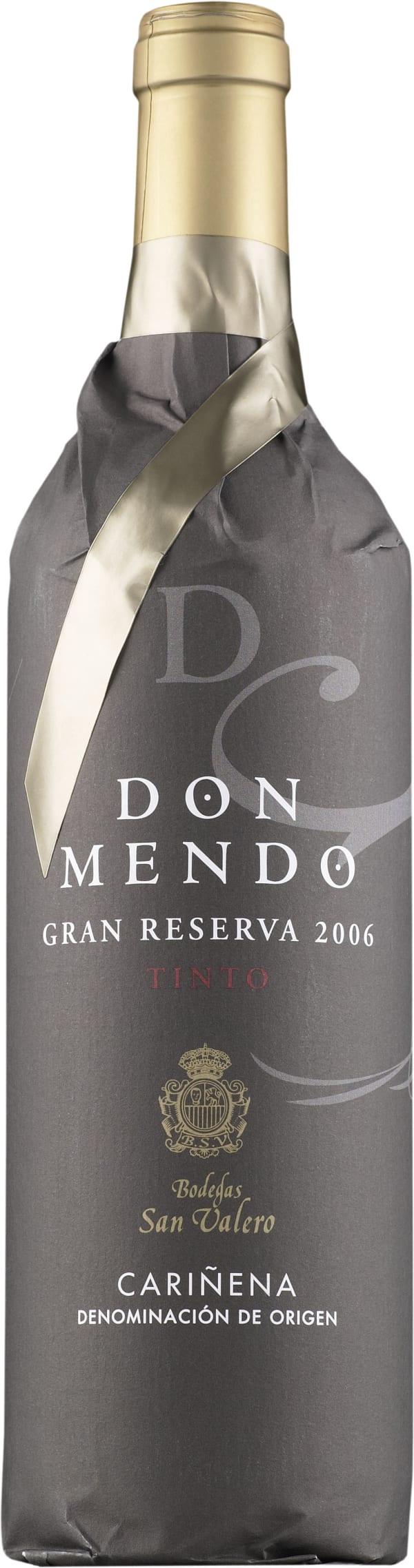 Don Mendo Gran Reserva 2010