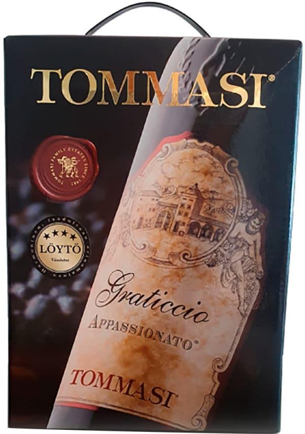 Tommasi Graticcio Appasionato 2015 bag-in-box