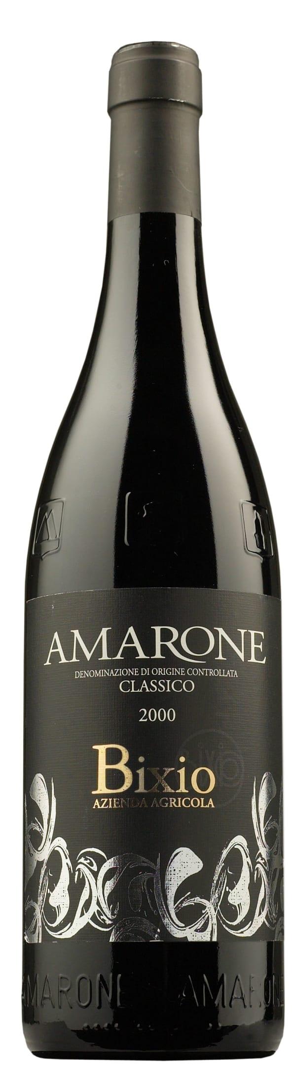 Bixio Amarone Classico della Valpolicella 2013