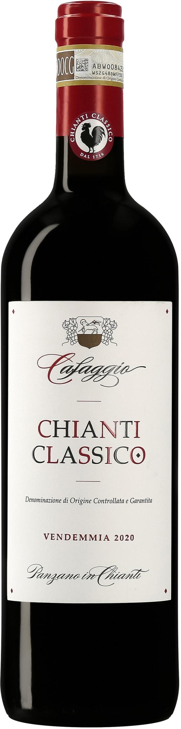 Villa Cafaggio Chianti Classico 2014