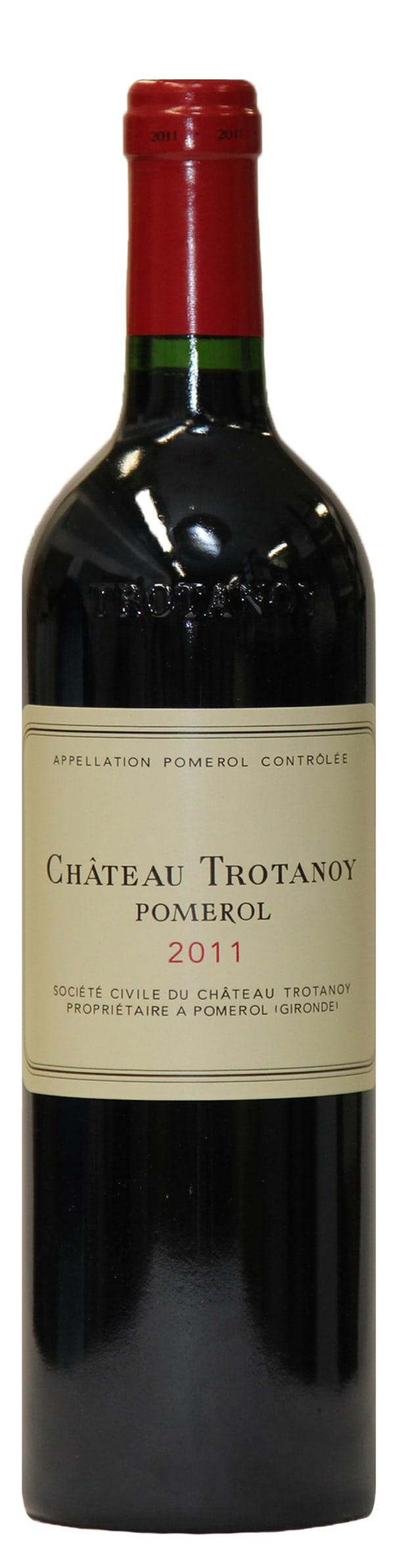 Château Trotanoy 2011