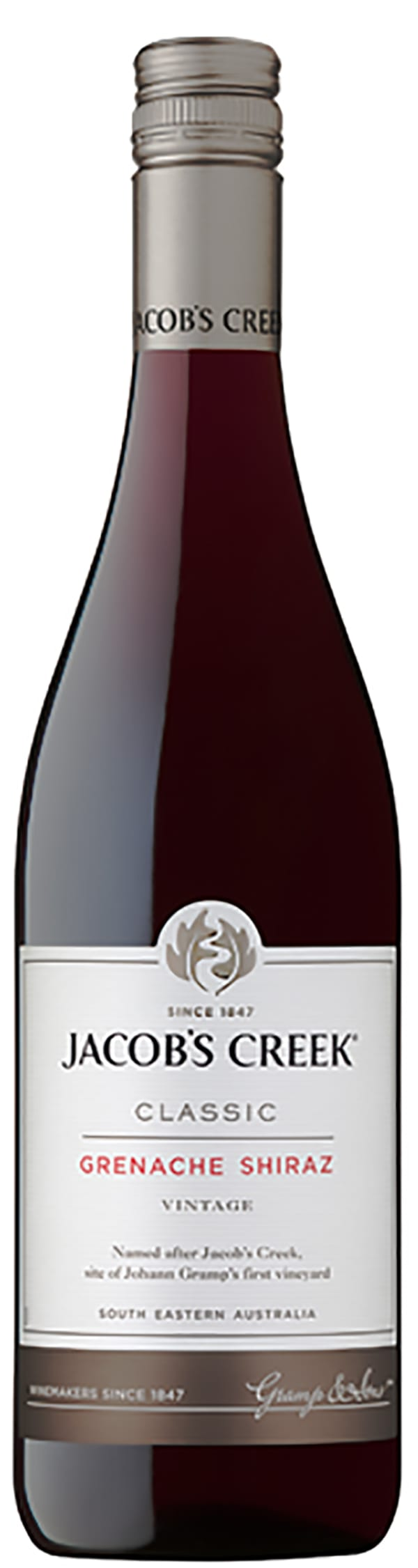 Jacob's Creek Grenache Shiraz 2017