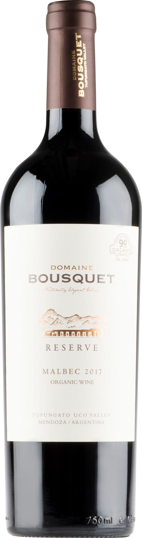 Domaine Bousquet Reserve Organic Malbec 2015