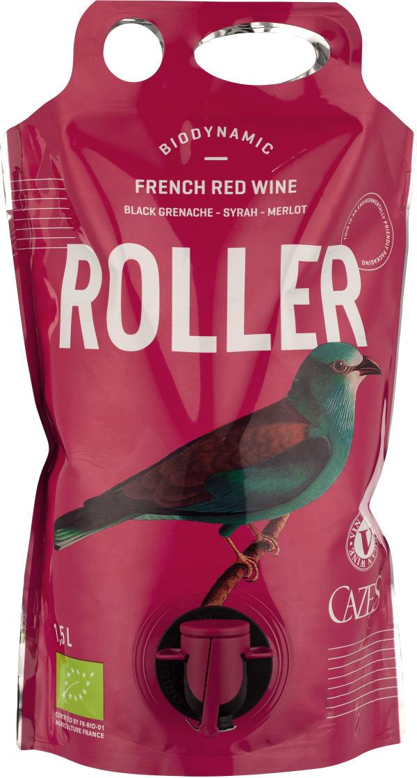 Cazes Le Cop Organic 2016 wine pouch