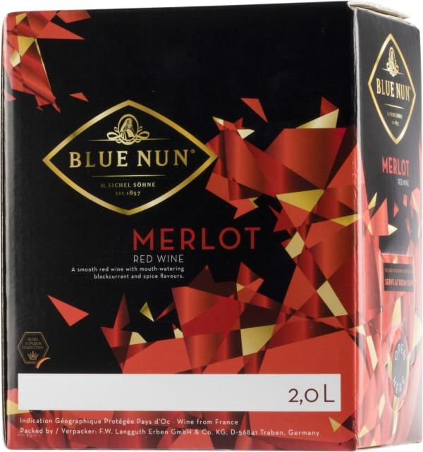 Blue Nun Merlot bag-in-box