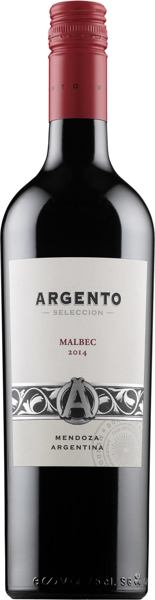 Argento Seleccion Malbec 2015
