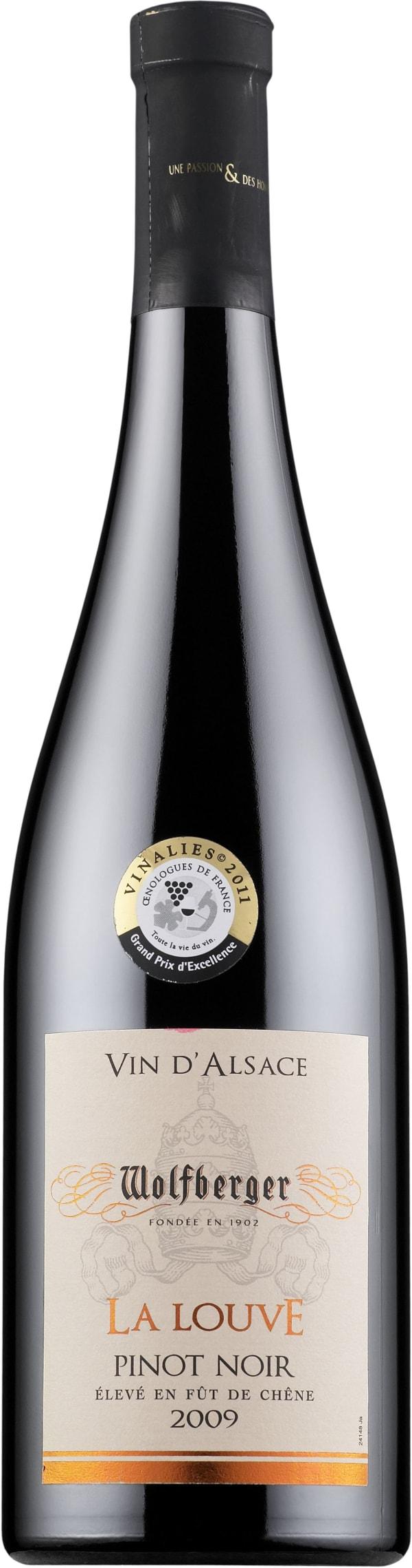 Wolfberger La Louve Pinot Noir 2015